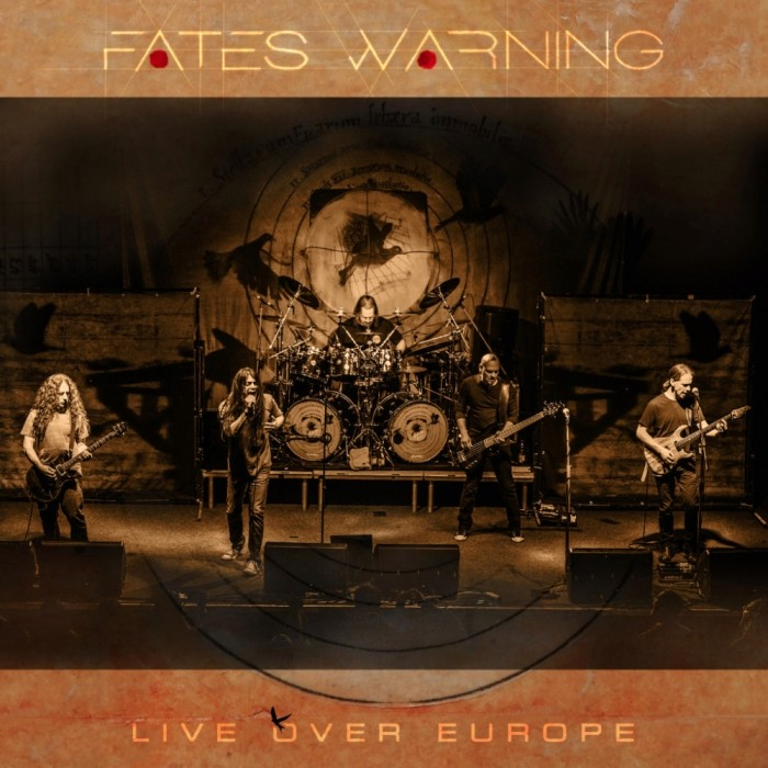 FATES WARNING Live Over Europe (2018) Metal Progressif  Fates_10