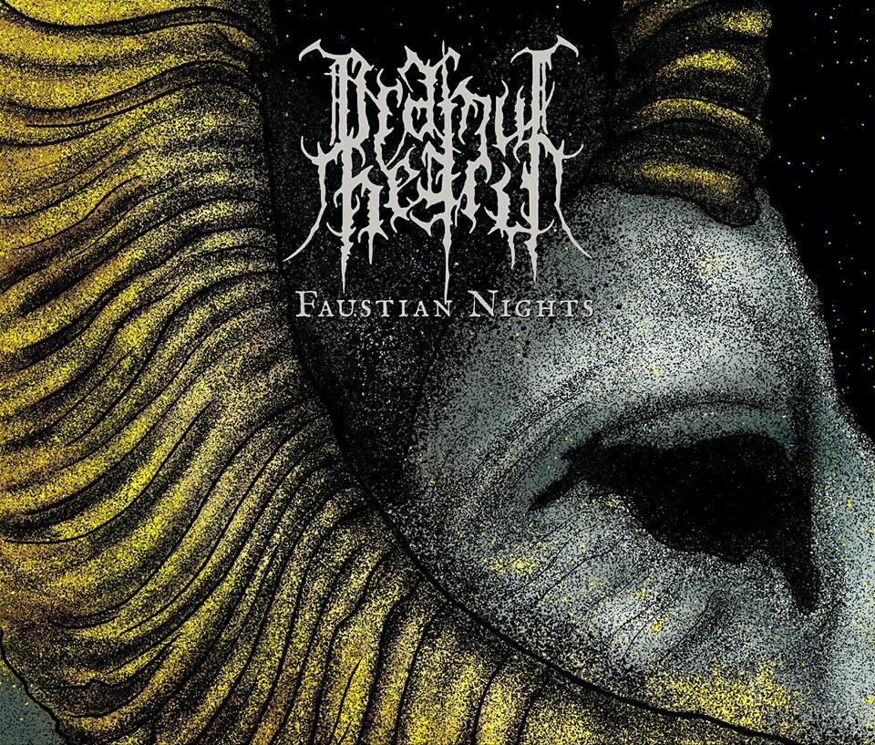 ORDINUL NEGRU Faustian Nights (2018) Black Metal HONGRIE Fausti10