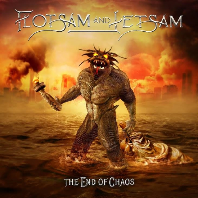 FLOTSAM ET JETSAM The End Of Chaos (2019) Heavy/Speed USA Flotsa10