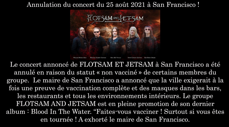 FLOTSAM et JETSAM Blood In The Water (2021) Heavy/Speed U.S.A Flotsa11