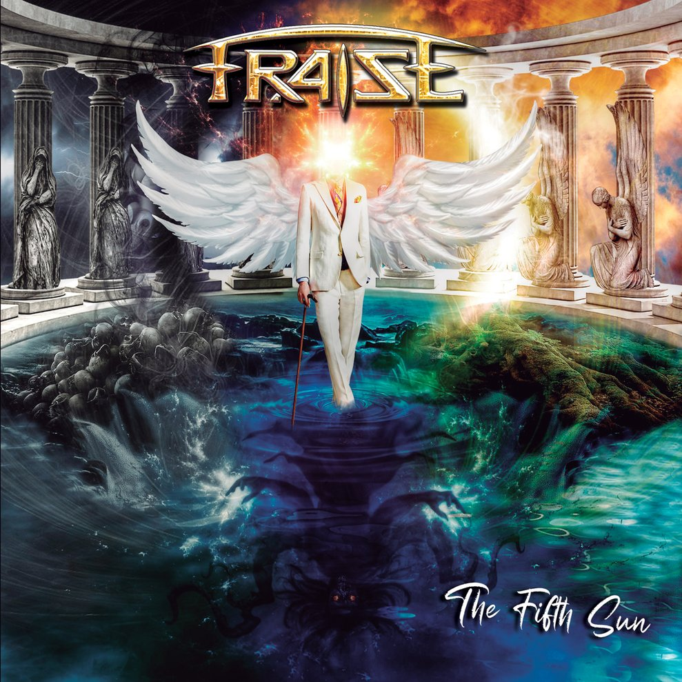 FRAISE The Fifth Sun (2020) Heavy/Power Metal Suède Fraise10