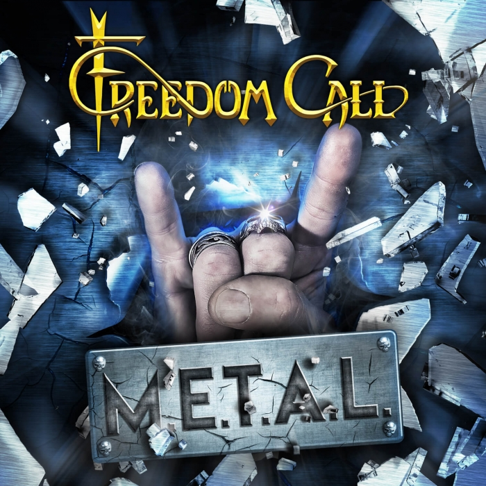 FREEDOM CALL Metal (2019) Power Metal Allemagne Freedo10