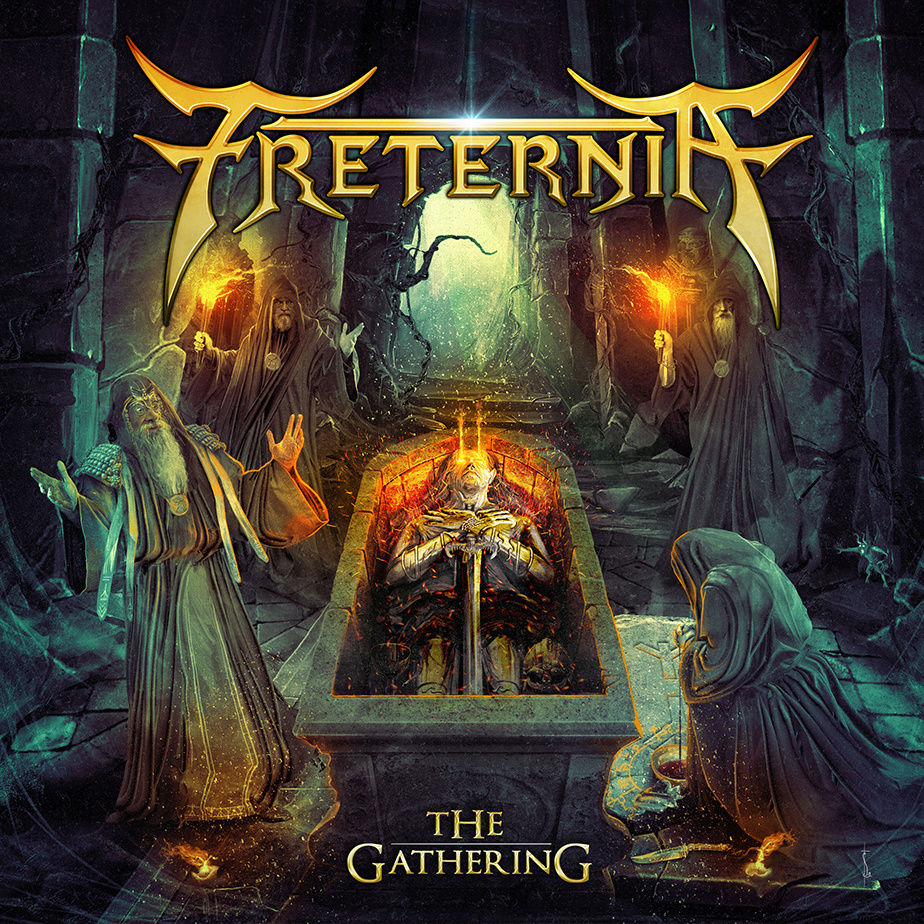 FRETERNIA The Gathering (2019) Heavy/Power Suède Gather10