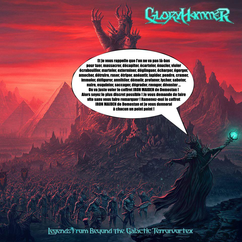 Faites dire ce que vous voulez à une pochette d'album ...  - Page 2 Gloryh10