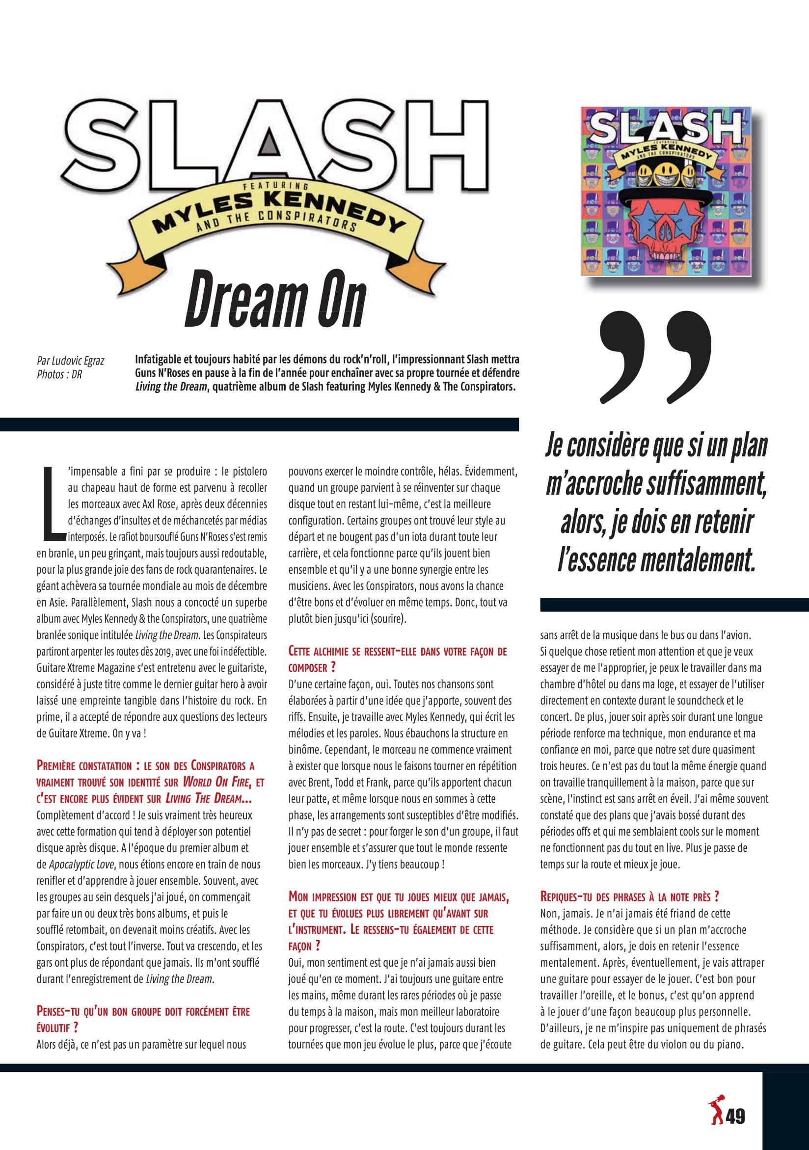Interview SLASH dans GUITARE EXTREM N°89 (archive à lire) Guitar23