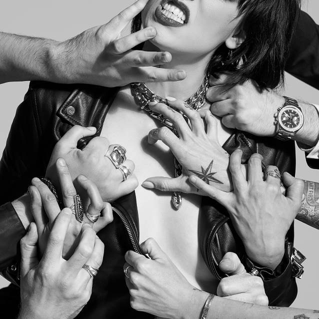 HALESTORM Vicious (2018) Hard Rock USA Halest11