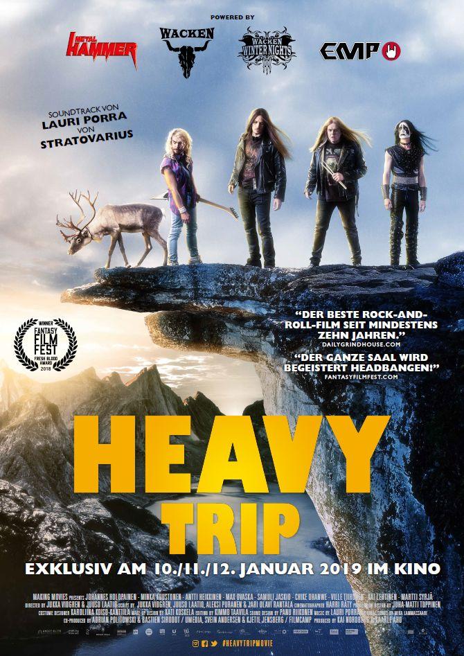 HEAVY TRIP Movie (2018) Comédie métallique Heavy-10