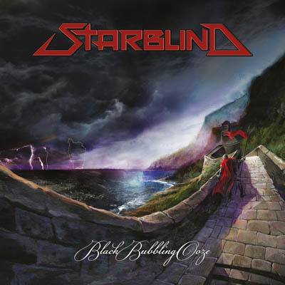 STARBLIND Black Bubbling Ooze (2020) Heavy Metal Suède Height10