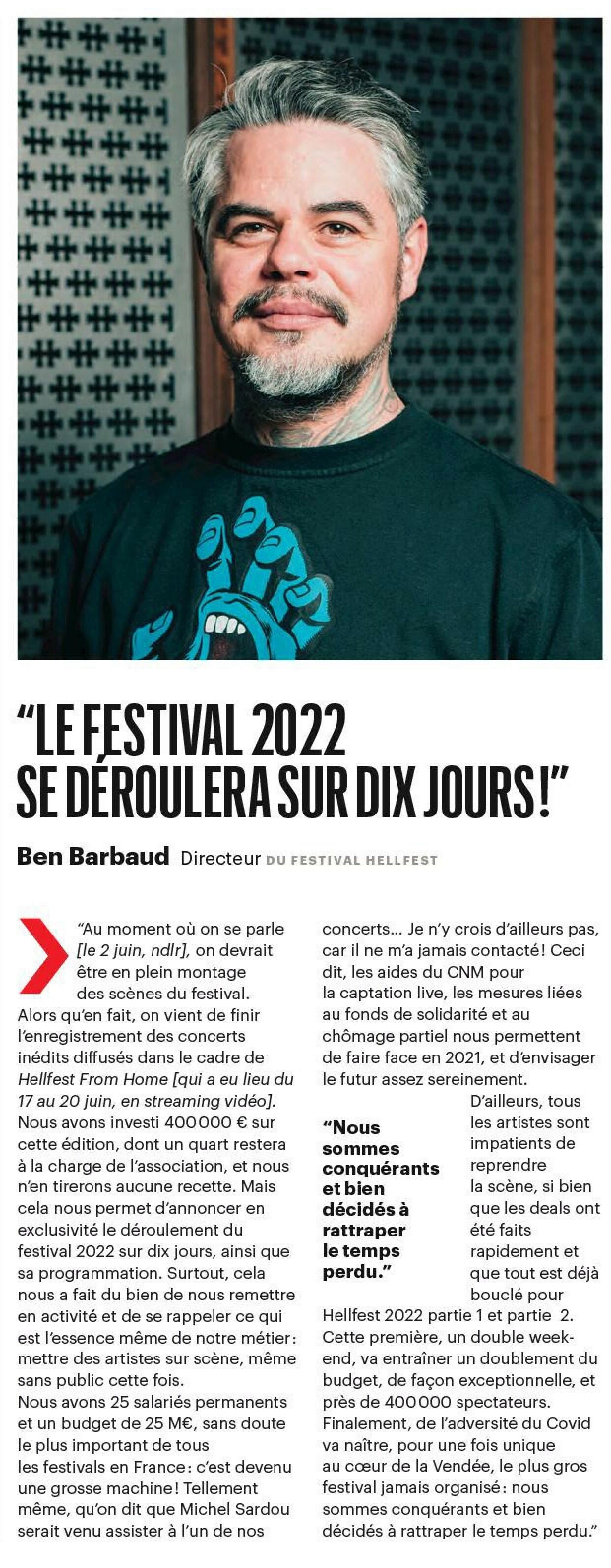 Hellfest 2022   édition exceptionnelle (23-26 juin 2022) Hellfe10
