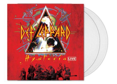 DEF LEPPARD Hysteria sort en direct sur Blu-ray, DVD, CD et coffrets ... Hyster10