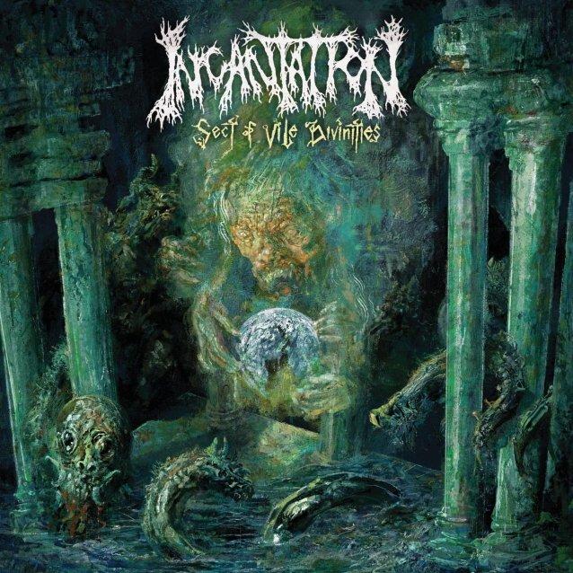 INCANTATION Sect Of Vile Divinities (2020) Death Metal U.S.A Incant10