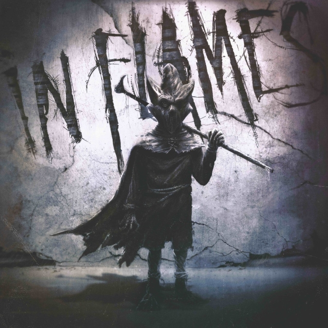 IN FLAMES  I, The Mask (2019) Death Melodic Suède Inflam10