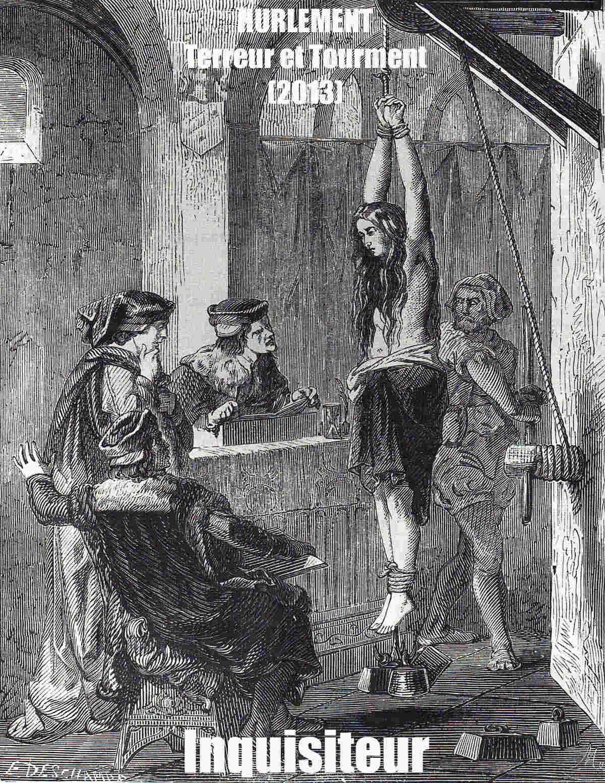 HURLEMENT Inquisiteur (2013) Paroles Inquis11