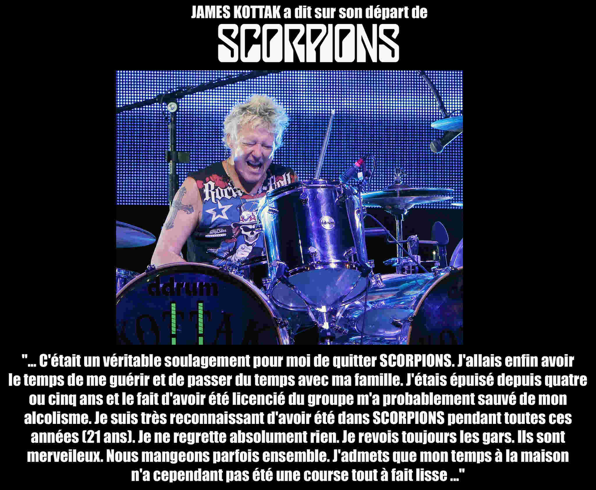 JAMES KOTTAK a dit ... sur son départ de SCORPIONS James_10