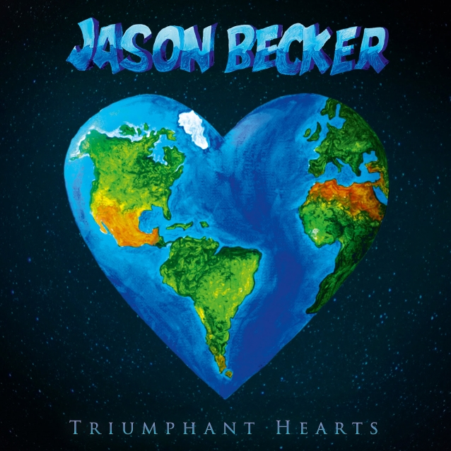JASON BECKER Hold On To Love (2018) Hard Rock USA Jasonb10