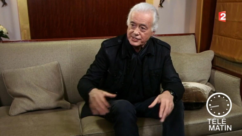 Rencontre avec Jimmy Page à Télématin (archive) Jimi10