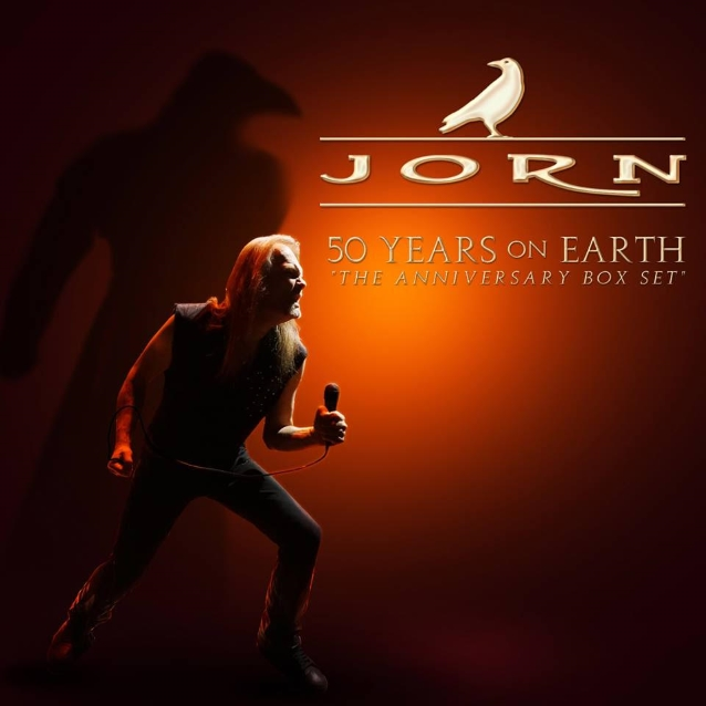 Coffret Ultimate JORN. '50 Years On Earth' Le coffret anniversaire ... Jorn5010