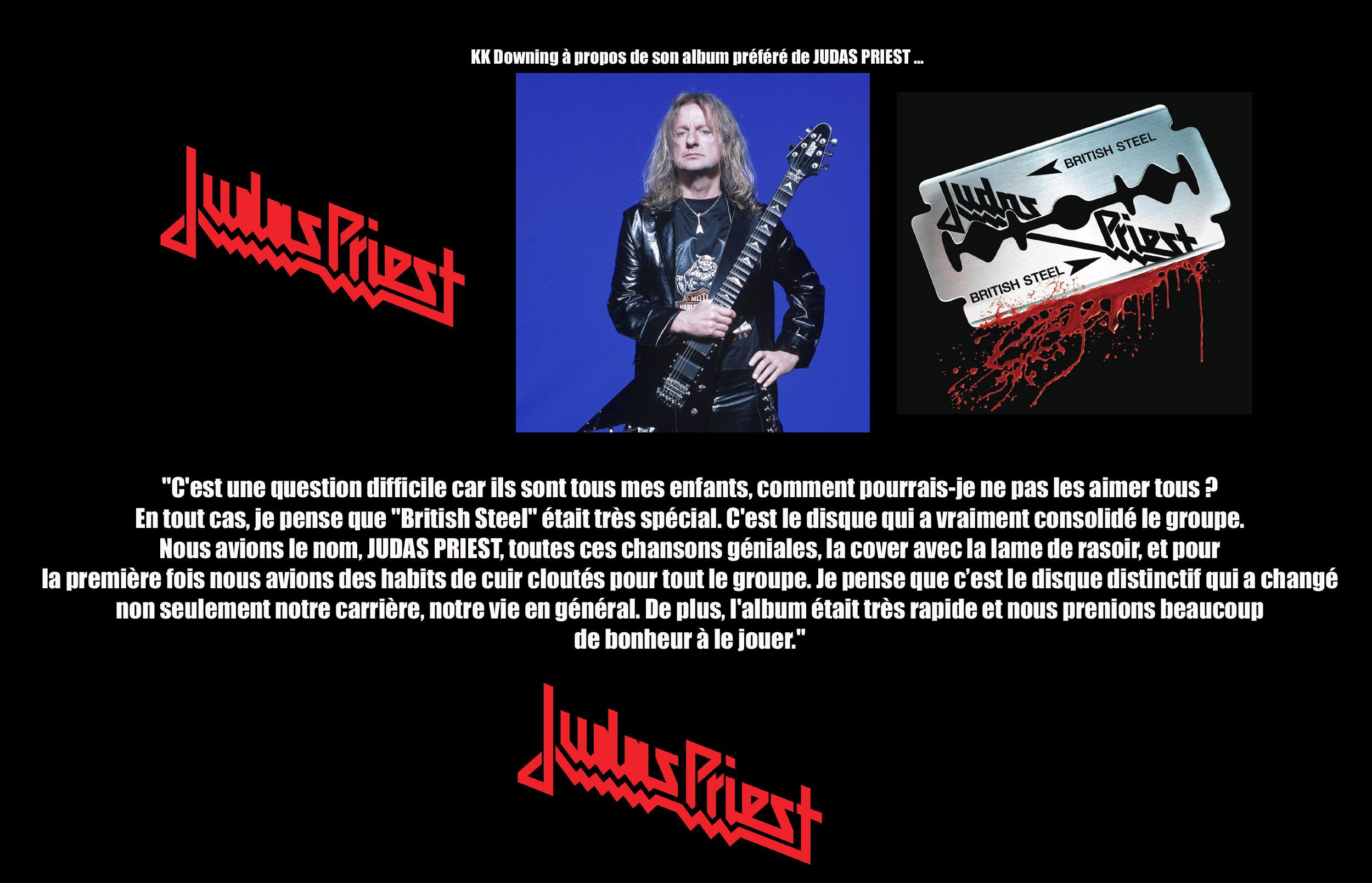 KK Downing à propos de son album préféré de JUDAS PRIEST ... Judas_11