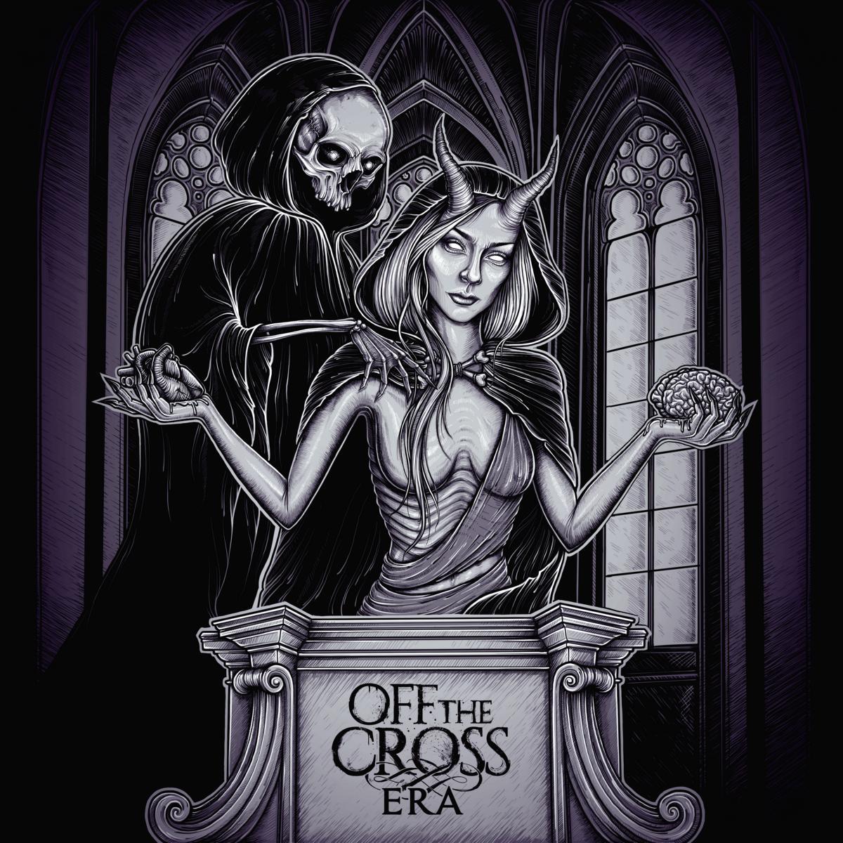 OF THE CROSS The Goddess (2018) Nouveau clip Death/Gothic BELGIQUE K1600_10