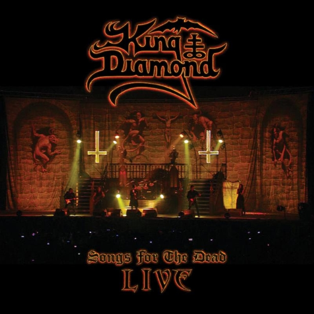 KING DIAMOND Songs For The Dead Live (2019) Heavy Metal Danemark Kingdi10
