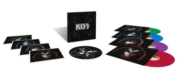 Les albums solos de KISS en réédition ... Kissso11