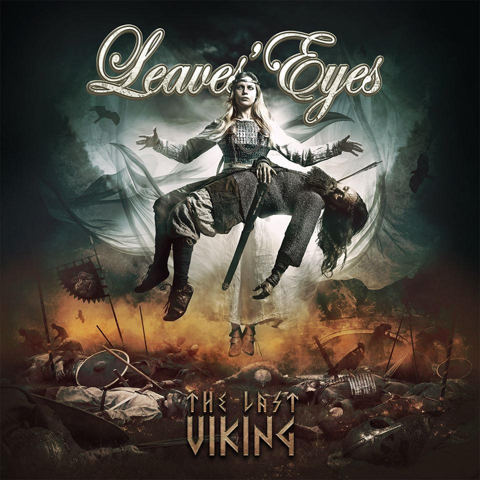 Leaves' Eyes : Nouvel album studio Leaves12