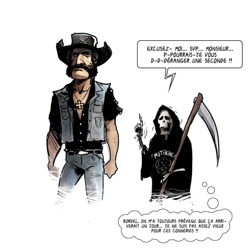 Cinéma : un biopic sur LEMMY en préparation ... Lemmy10