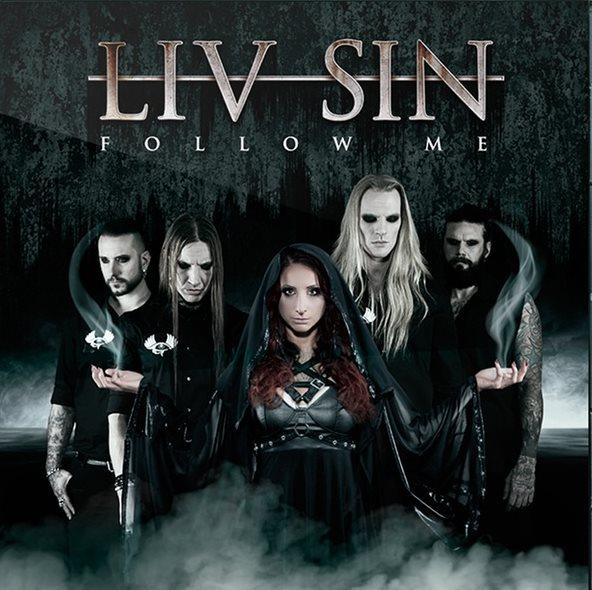 "LIV SIN  ""Follow Me"" (AVR 2017)  Livsin11"