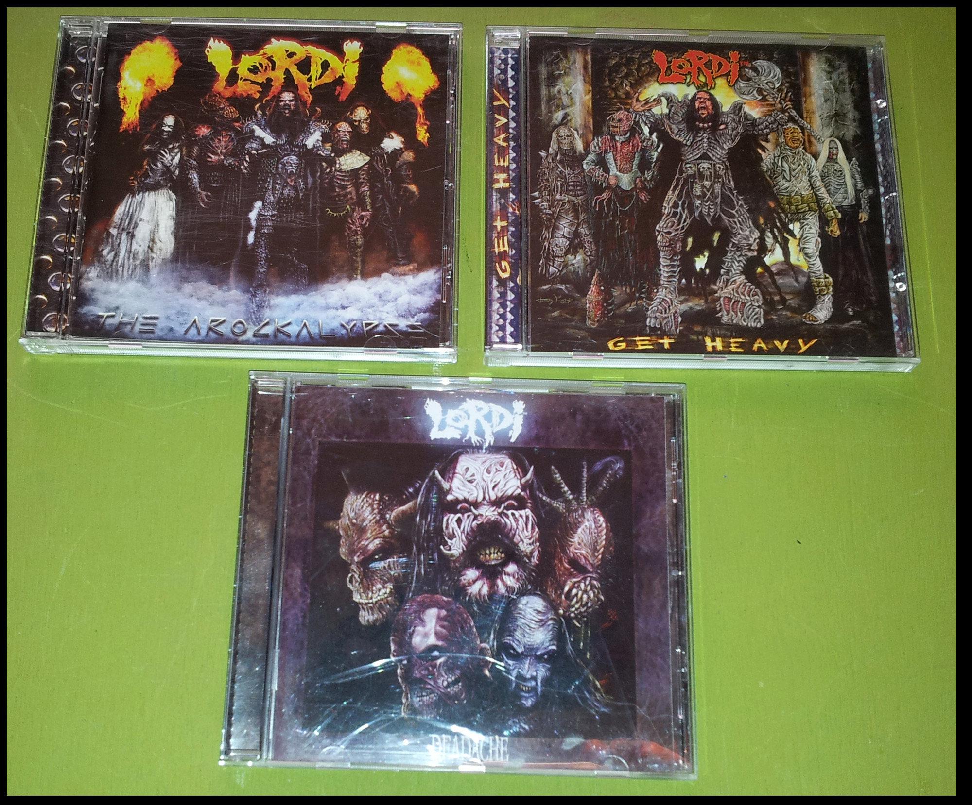Quels sont vos derniers Achats Metal ? - Page 29 Lordi10