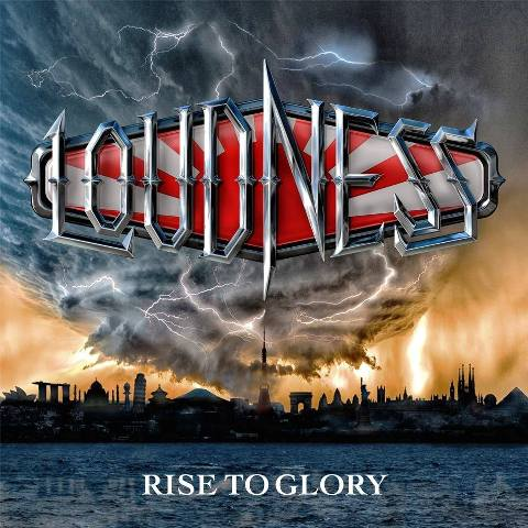 LOUDNESS Rise To Glory (2018) Heavy Metal JAPON Loudne10
