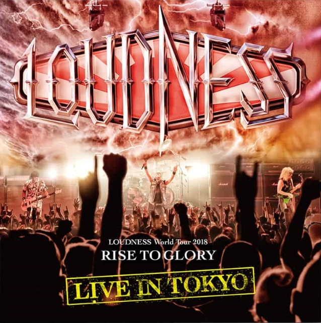 LOUDNESS va sortir 2CD + DVD 'Live In Tokyo' en mai 2019 ... Loudne11