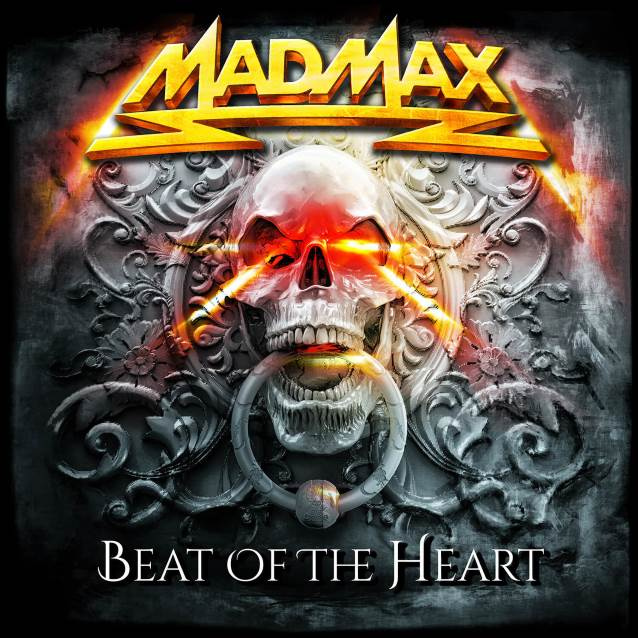 MAD MAX Beat Of The Hear (2018) Hard-Rock ALLEMAGNE Madmax10