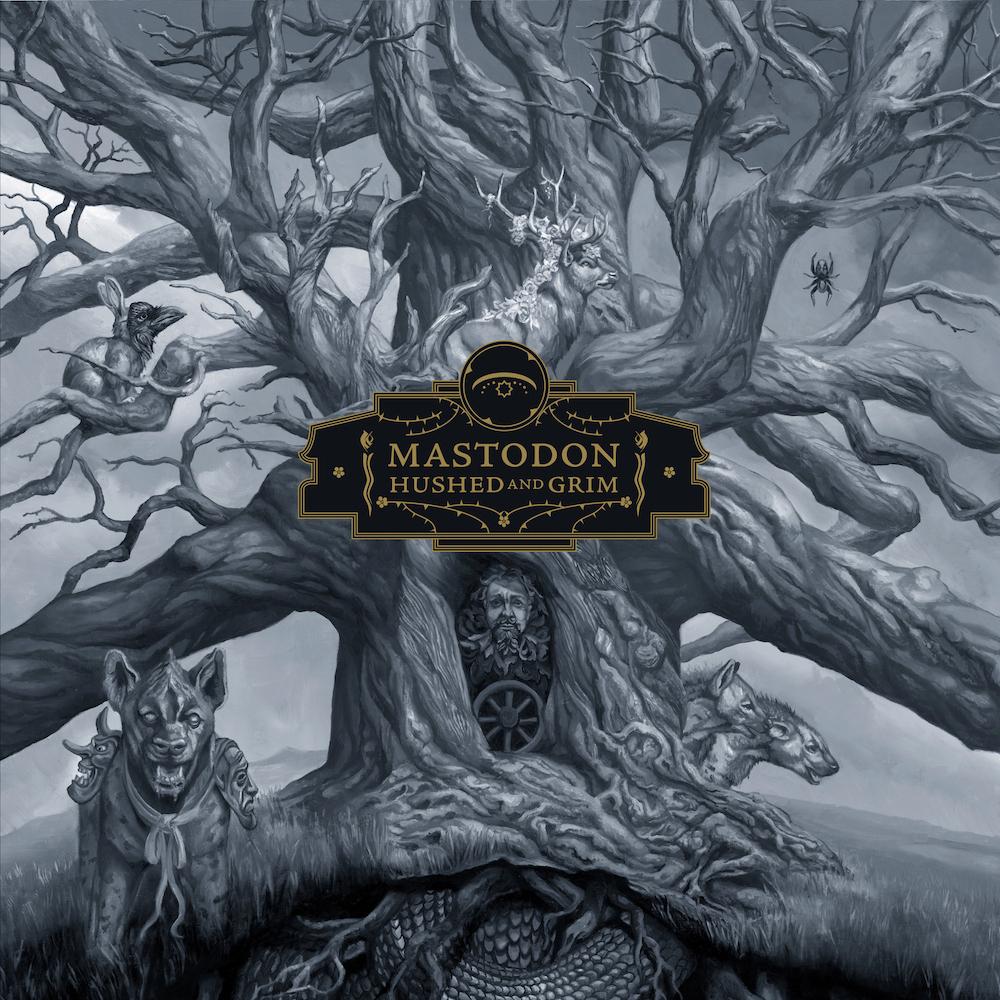 MASTODON Hushed And Grim (2021) Métal Progressif  Mastod10