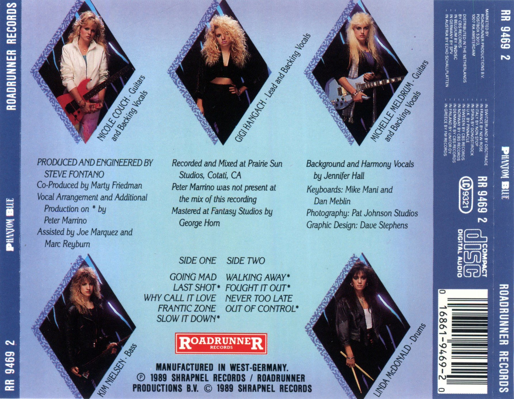 Jacquette + album ...  Max15630