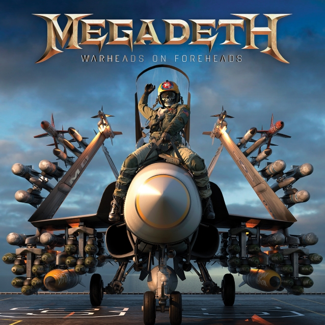 MEGADETH Warheads On Foreheads (2019) Compilation USA Megade13
