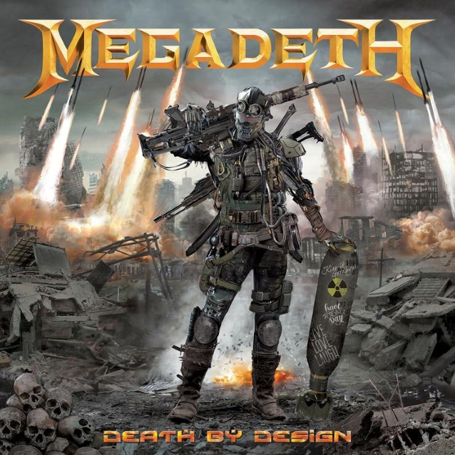 MEGADETH Warheads On Foreheads (2019) Compilation USA Megade14