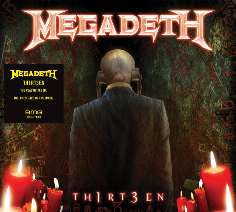 Trois rééditions de Megadeth sont attendues pour le 29 Juillet 2019 ... Megade15