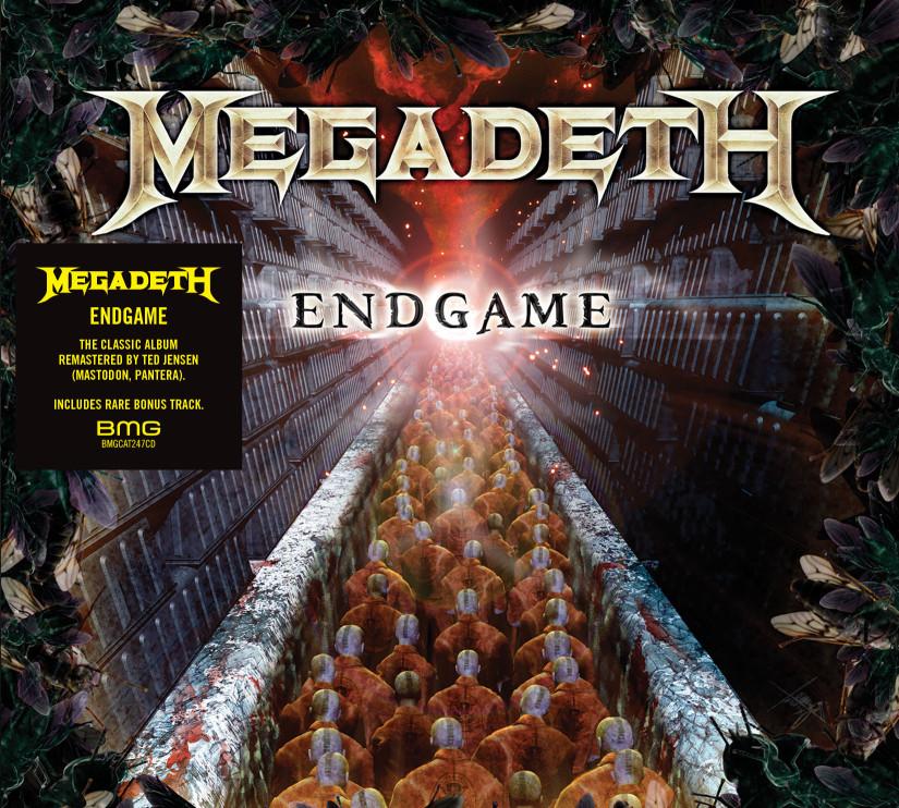 Trois rééditions de Megadeth sont attendues pour le 29 Juillet 2019 ... Megade16