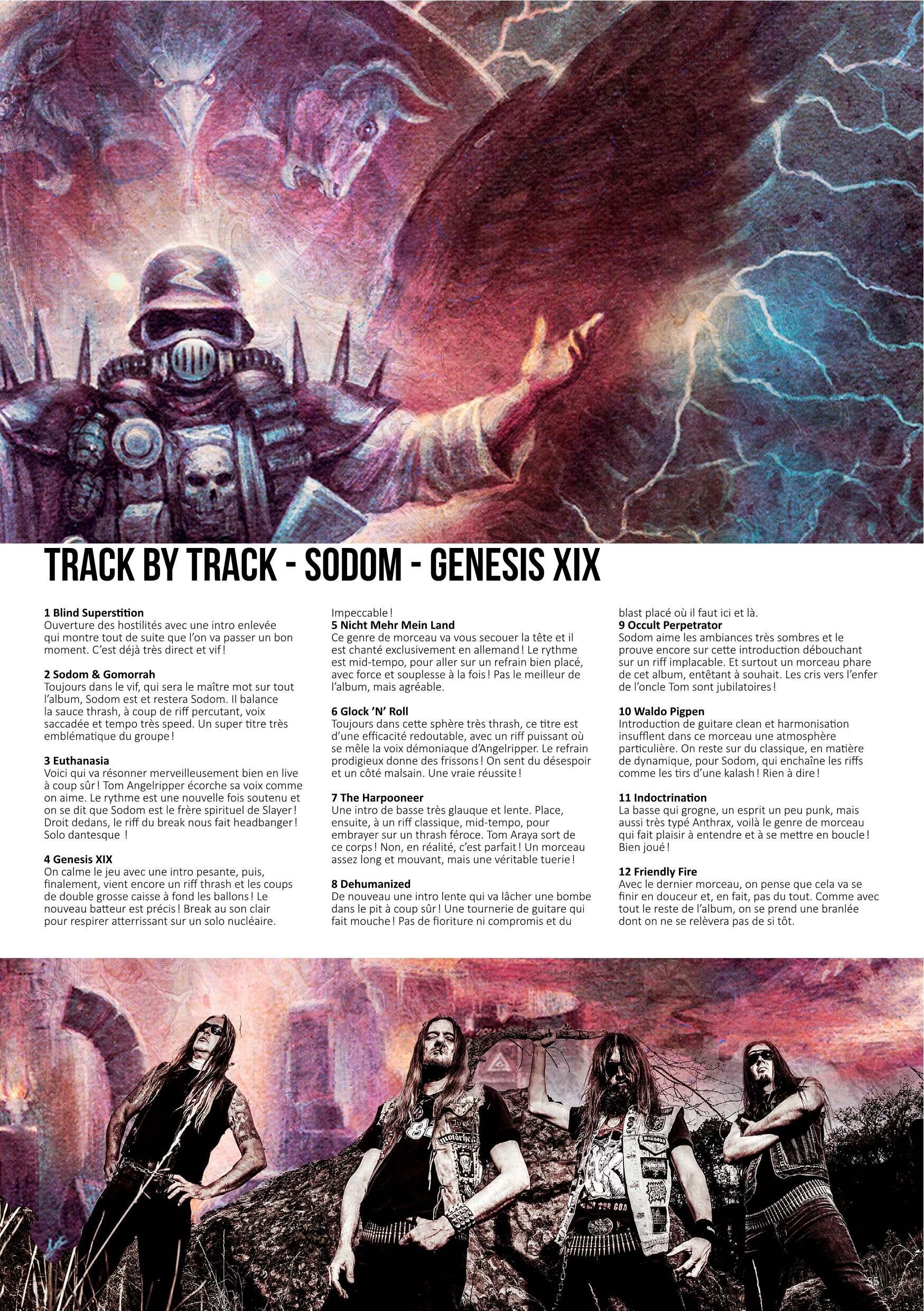 SODOM en studio pour un album cette année ... / sortie le 27 novembre ! Metal-14