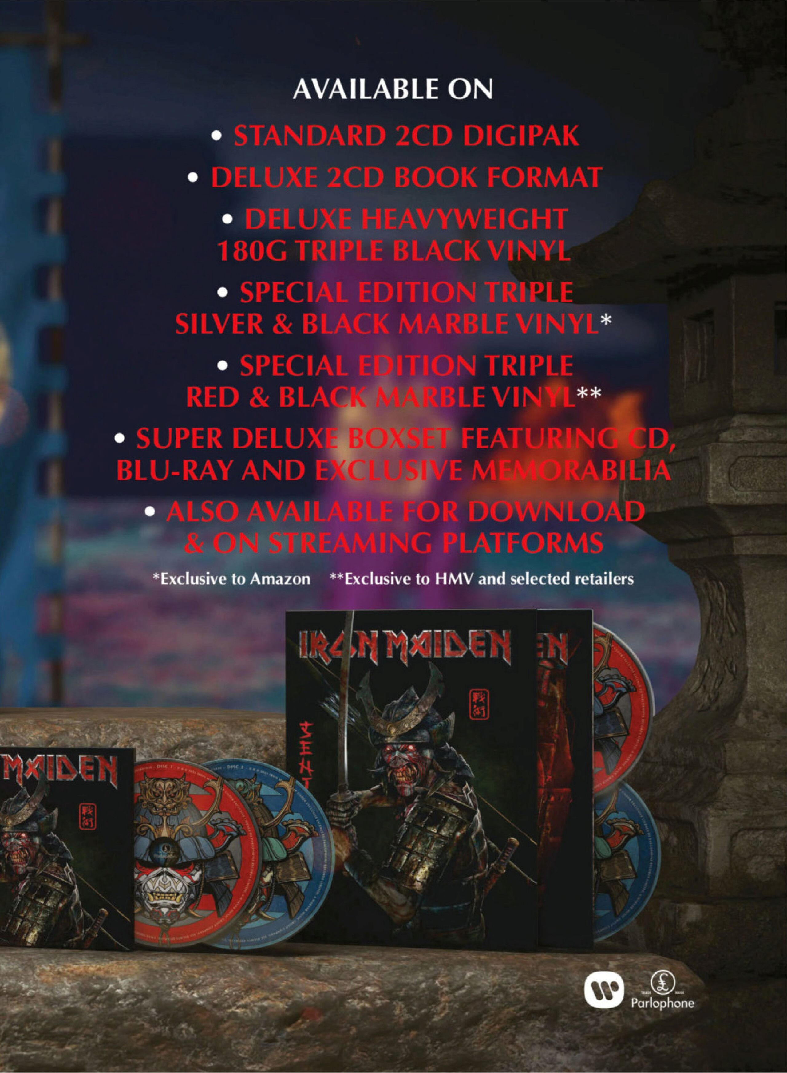 """IRON MAIDEN - """"Senjutsu"""" - sortie le 3 septembre 2021 - Page 3 Metal_50"""