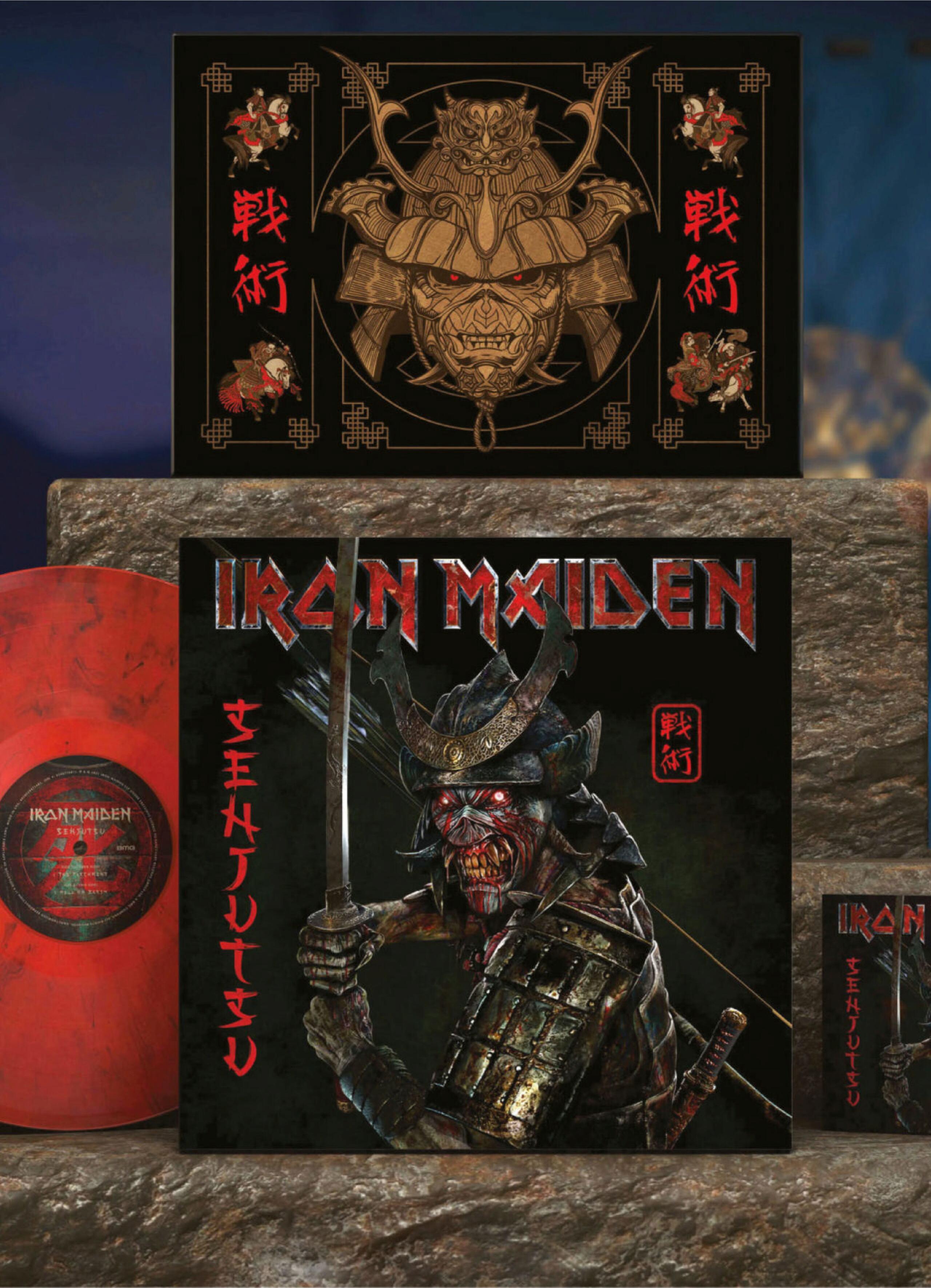 """IRON MAIDEN - """"Senjutsu"""" - sortie le 3 septembre 2021 - Page 3 Metal_51"""