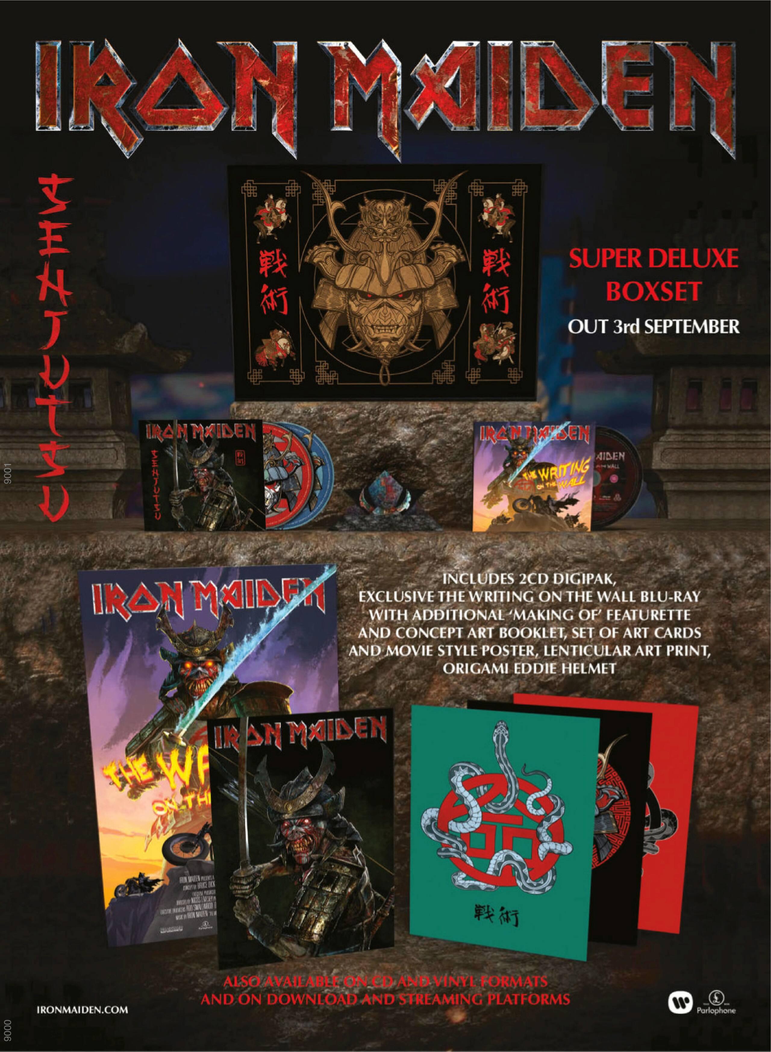 """IRON MAIDEN - """"Senjutsu"""" - sortie le 3 septembre 2021 - Page 3 Metal_52"""