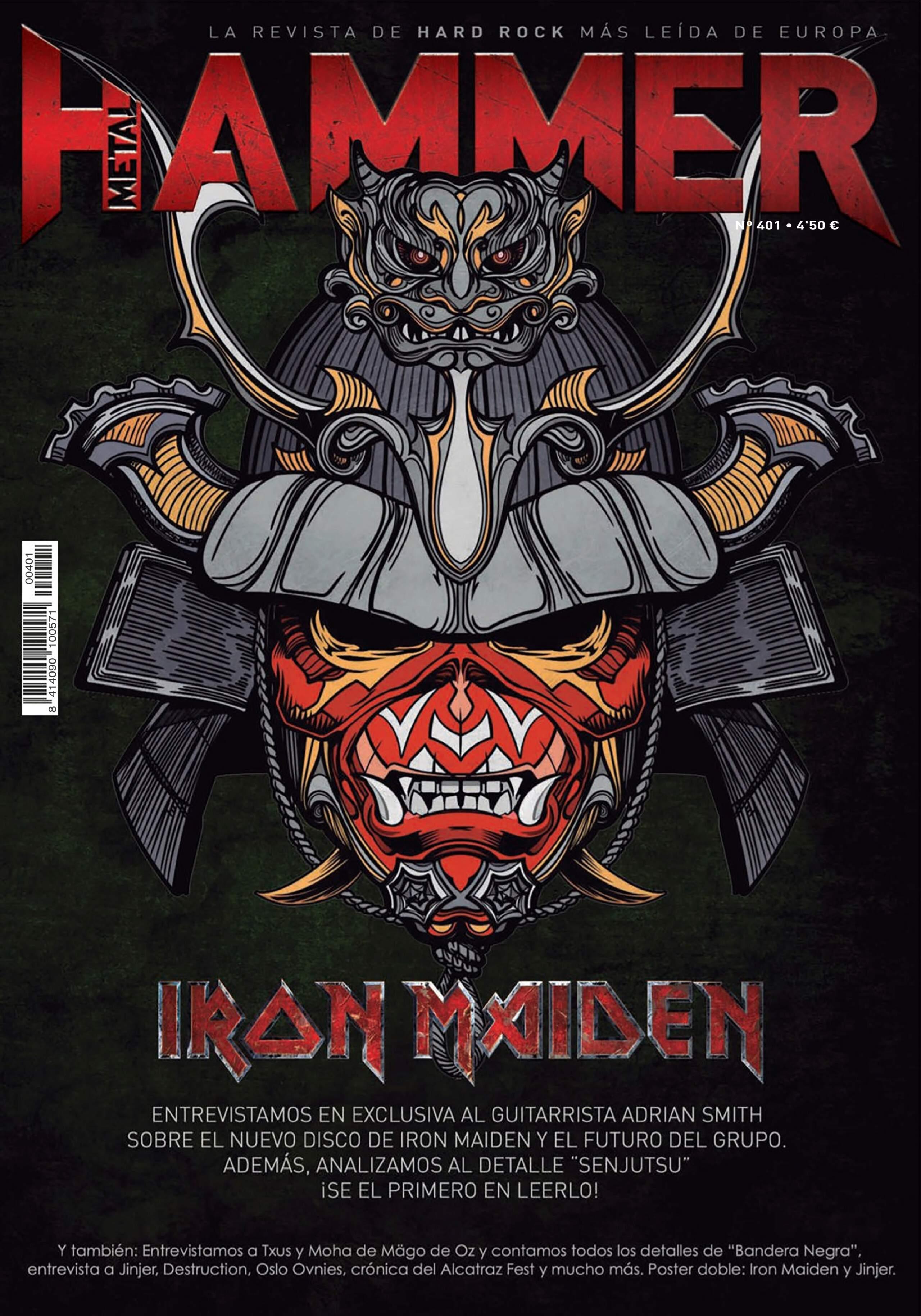 """IRON MAIDEN - """"Senjutsu"""" - sortie le 3 septembre 2021 - Page 5 Metal_58"""