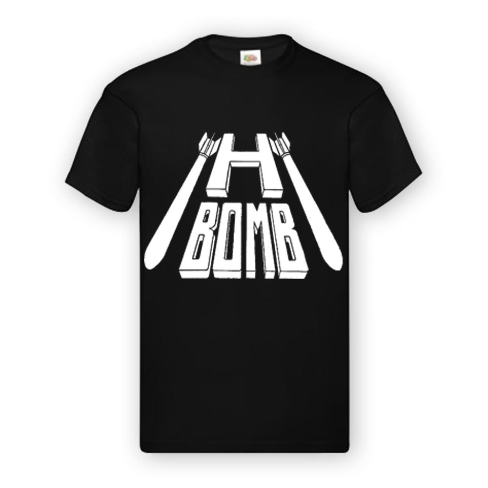 Tee-Shirt H-BOMB chez Grumpy Mood ... Mockup10