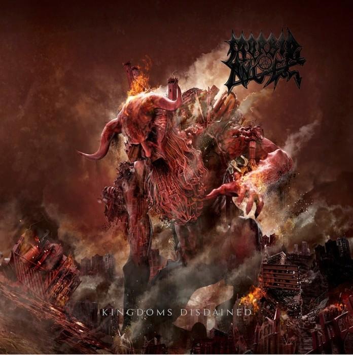 MORBID ANGEL Kingdoms Disdained (2017) Death Metal USA Morbid10