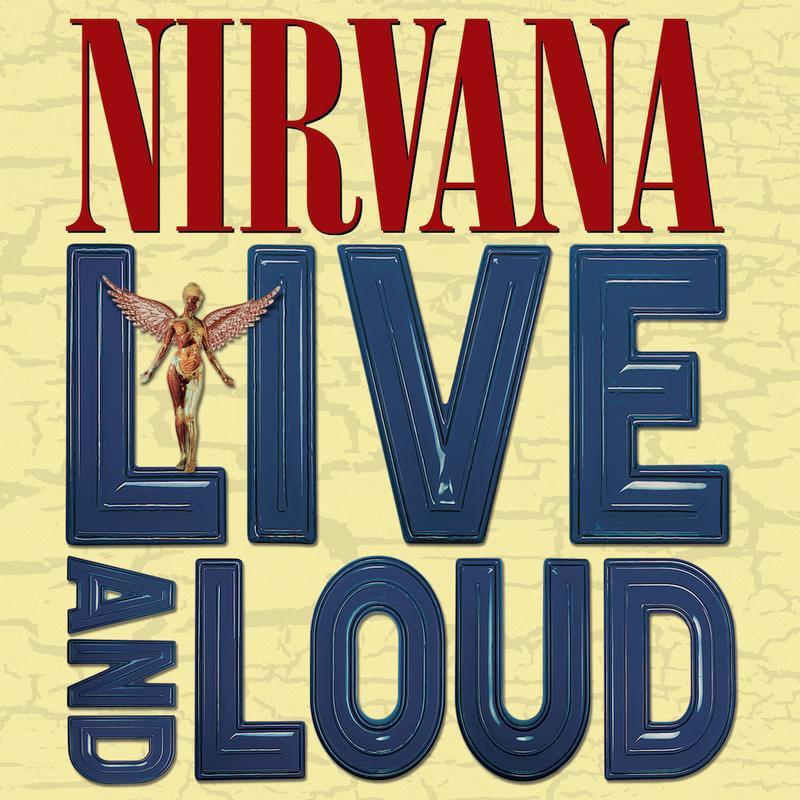 NIRVANA Live et Loud (2019) Grunge U.S.A Nir_li10
