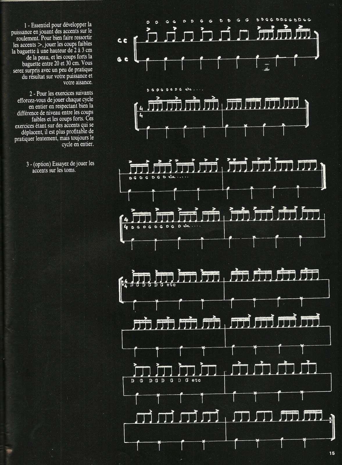 "Doctor Musik...parlons France avec Farid Mejane (Trust) ""Metal Attack"" Mai 1985 ARCHIVE Numyri15"