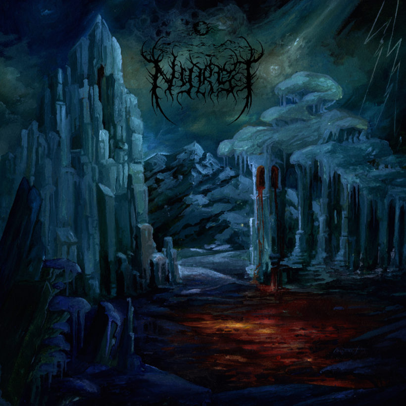 NYRST Orsök (2020) Atmospheric Black Metal ISLANDE Nyrst_10