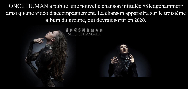 Les NEWS du METAL en VRAC ... - Page 34 Once_h10