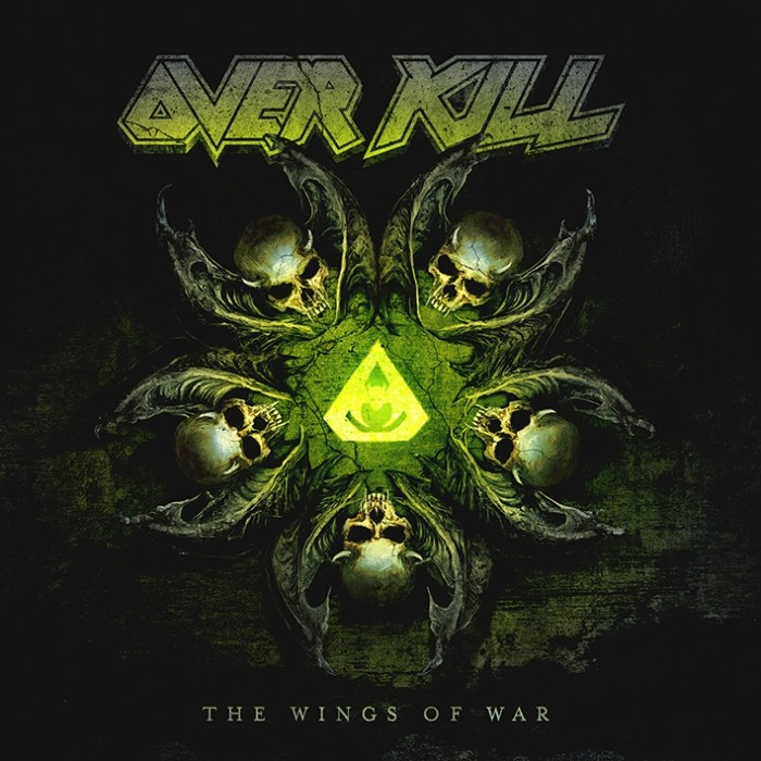 OVERKILL The Wings Of War (2019) Thrash USA Overki12